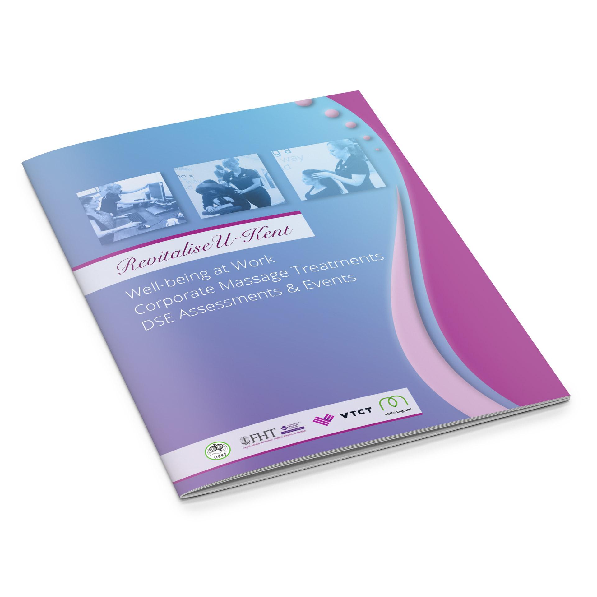 Revitalise U Brochure Cover